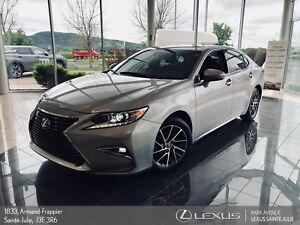 2017 Lexus ES * TOURING * GPS * CUIR * TOIT OUVRANT *