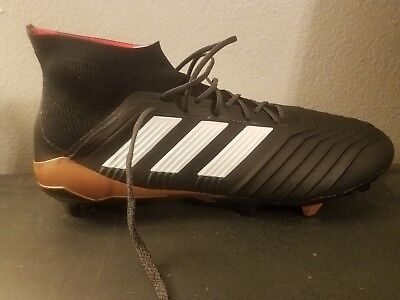 5eabf4659e8 Adidas Men's Predator 18.1 FG Firm Ground Outdoor Soccer Cleats Shoes