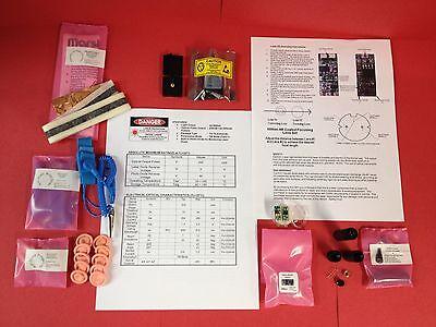 660nm 380mw Cw Red Laser Diode Module Kit Focusing Lens - Burningcutting