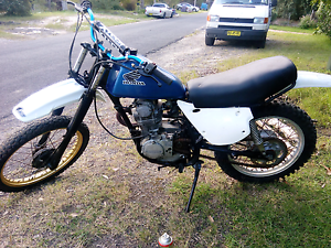 Price drop!Classic duel sport,XL250,not running, project or parts Faulconbridge Blue Mountains Preview