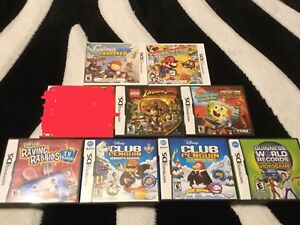 Various DS/3DS Games