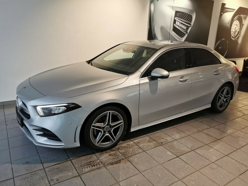 Mercedes-Benz A 200 AMG-Line/Augmented Reality/Park-Paket