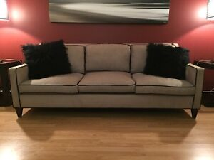 Silva Oliver custom couch