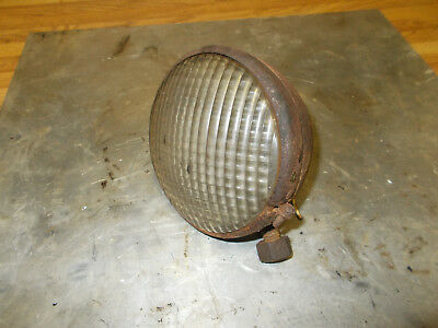 John Deere B Head Light Short Stem 6 Volt