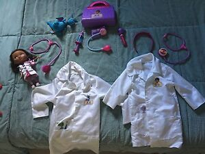 Doc mcstuffins set