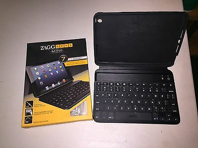 Zagg Keyboard For iPad Mini 1st Generation (GREAT DEAL)