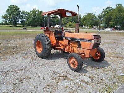 Case Ih 685 Tractor 73hp Diesel