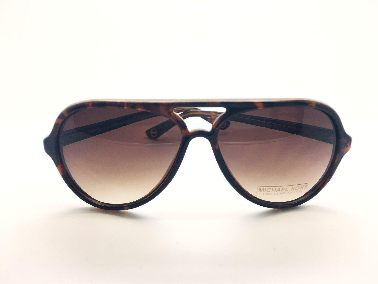 faa52b7e5b Michael Kors Sunglasses Women M2811S NEW Black Designer Authentic MK ...