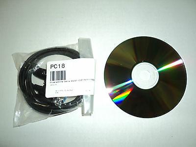 Hytera Compatible Programming Cable Software Rsr-232 Pc18 Tc-610p Tc-700p Tc-780