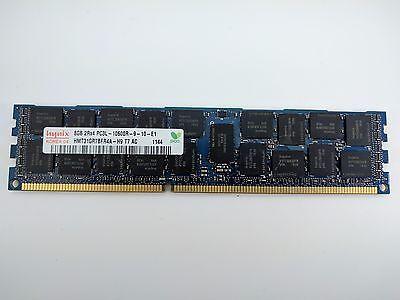 8GB 2RX4 PC3L-10600R-9-10-E1 DDR3 1333MHz ECC RAM HYNIX