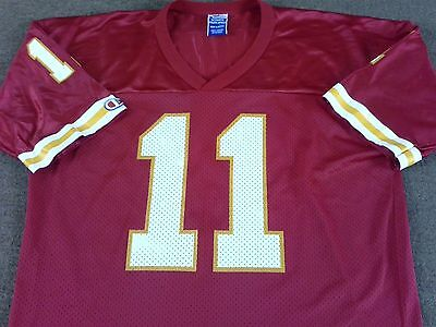 Kansas City Chiefs NFL Champion Jersey - Grbac #11 - Adult Large - Fab Condition