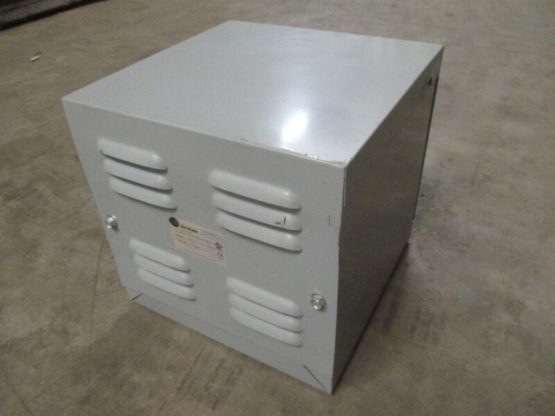 Allen Bradley 1321-3R80-C AC Line Reactor 13213R80C 3Ph 0.7mH 80 Amp 600V 3RA80