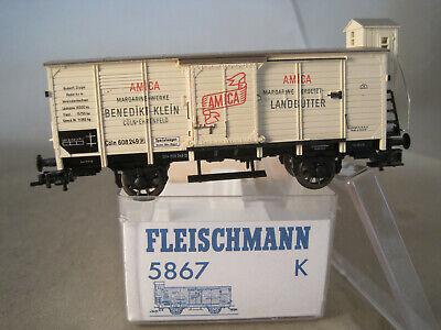 Fleischmann H0 für Sammler wie neu mit OVP  5867K