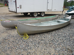 Aluminum Canoes For Sale