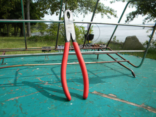 "Rare Vintage Small 6"" Crescent Gas & Burner Pliers Tool USA"