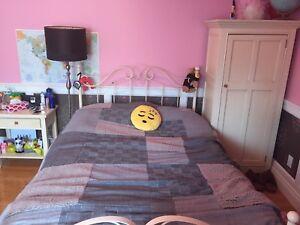 Set de chambre pour fillette (lit double)