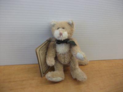 Boyds Mini Mohair #590087-03 Lindbeargh Cattington NEW , CAT