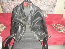 Mens large Vintage Stagg Leather Brando Jacket Corrimal Wollongong Area Preview