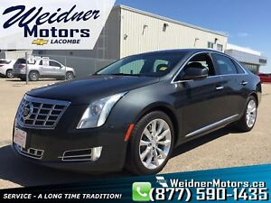 2014 Cadillac XTS Luxury Collection *GPS, Leather Interior*