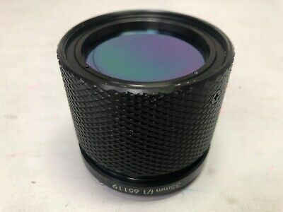 Ophirthermal Infrared Lens 35mm F1.0 Lwir 3-14u Flir Camera