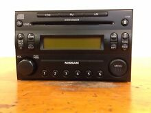 Nissan R51 Pathfinder genuine Radio CD stacker Blakeview Playford Area Preview