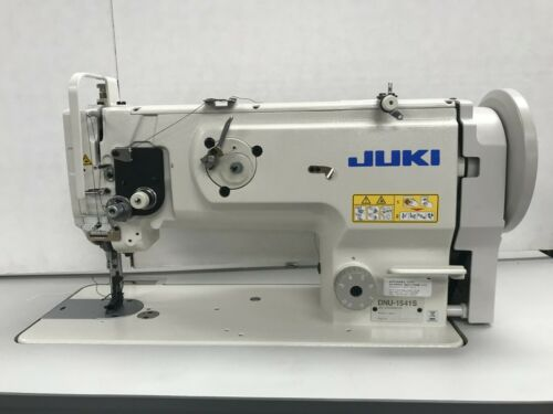 Juki DNU-1541S walking foot machine with safety clutch, head only