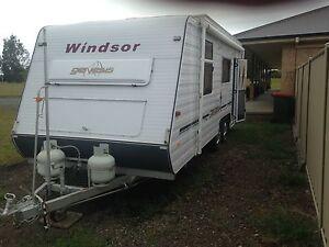 Windsor Genesis Caravan Clybucca Kempsey Area Preview