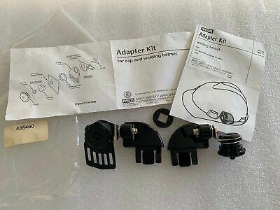 Msa Metal Instant Release Lug Adapter Welding Helmet Shield V-guard Smoothdome