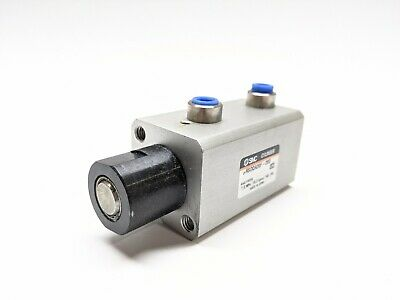 Smc Rsdqa20f-20d Pneumatic Cylinder Stopper 145psi