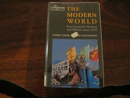 The Modern World  - International History and Politics******1997 Dianella Stirling Area Preview