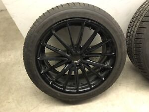 "18"" rims with tires 5x114.3"