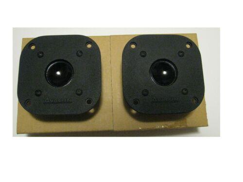 1 Pair of NEW NOS Avalon Acoustics Tweeters DIY speakers