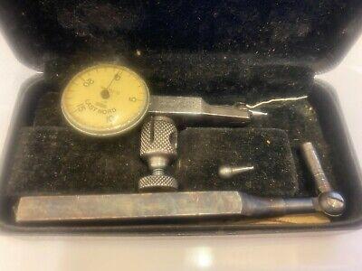 Starrett No 711-c Lastword Dial Indicator Accessories- Machinist Tools