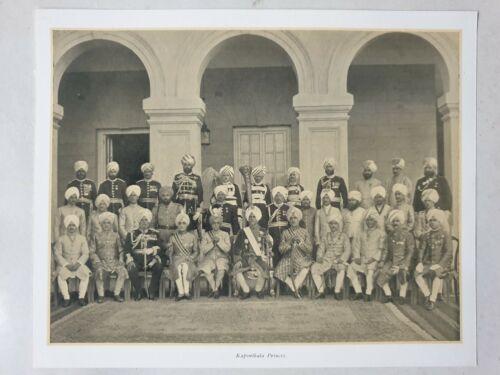 India Vintage 30