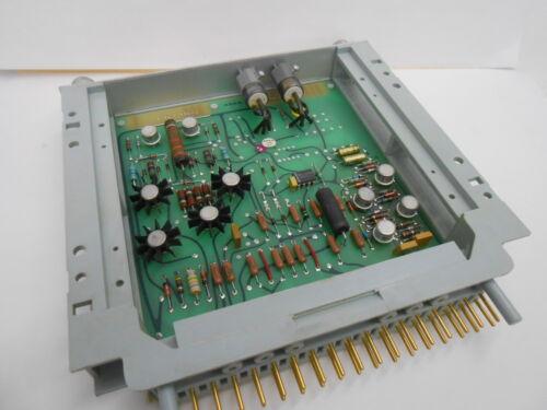 ABB ASEA QANC 210 POWER AMP CARD PCB CIRCUIT BOARD