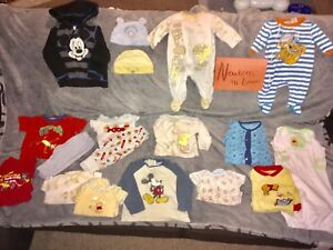 Baby clothing and carrier sacks MOVING SALE OPEN 2 ALL OFFERS