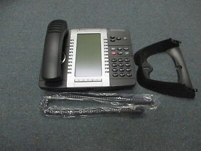 Mitel 50005071 5340 Voip Dual Mode Backlit Lcd Display Voip Ip Poe Telephone A
