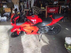 2009 ninja 250