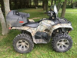 2012 Yamaha Grizzly 700 EPS