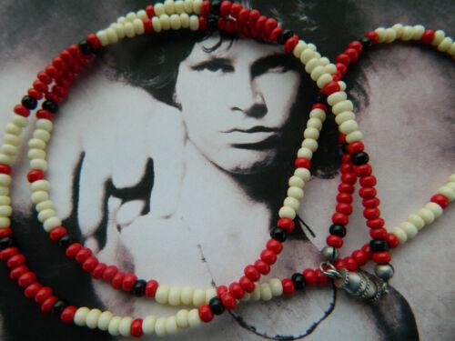 Jim Morrison Cobra Necklace™ Modern Vintage 1980 Limited Edition Red Necklace
