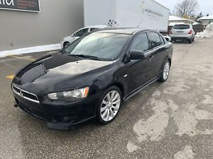 2008 lancer GTS,brand new safety done today.