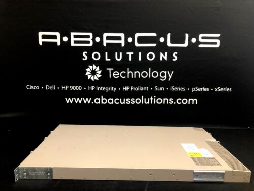Cisco Nexus N5k-c5010p-bf 5010 Chassis Fully Tested With Warranty