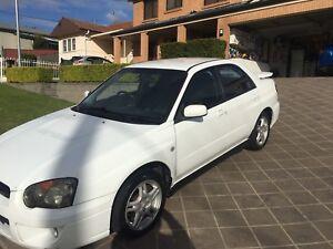 Subaru Impreza 2004 RS 2.5 AWD- $2,400.00