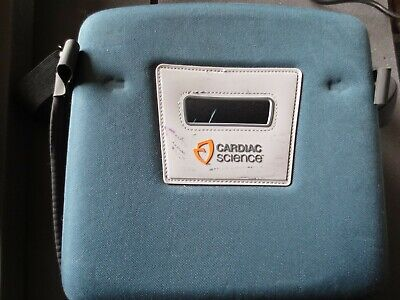Lot Of 5 Cardiac Science Powerheart G3 Aed Carrying Case