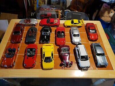 Maisto Hot Wheel Corvette Metal Cars Toy Lot  Sports Cars Toys Urago Toys...