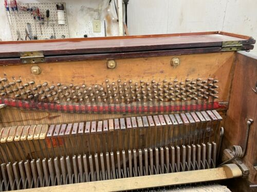 Barrel Piano - Ready to Restore