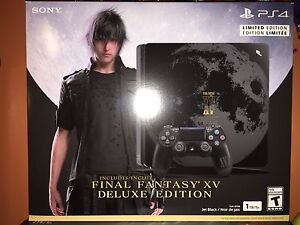 PS4 Final Fantasy XV Deluxe Edition