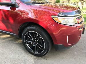 Ford Edge 2013 with sport appearance package/NAV