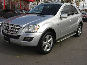 2010 Mercedes-Benz M-Class ML350 BlueTEC 4MATIC *Nav / Roof / RC
