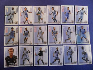SHOOT OUT 2006/07 FOOTBALL CARDS (VARIOUS TEAMS)